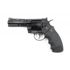 REVOLVER COLT PYTHON .357-4˝ FULL METAL - CO2 replika