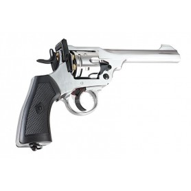 Webley - MKVI Revolver 4,5mm BB Silver Finish