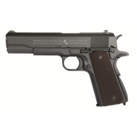 COLT M1911 RAIL GUN - FULL METAL - CO2 replika