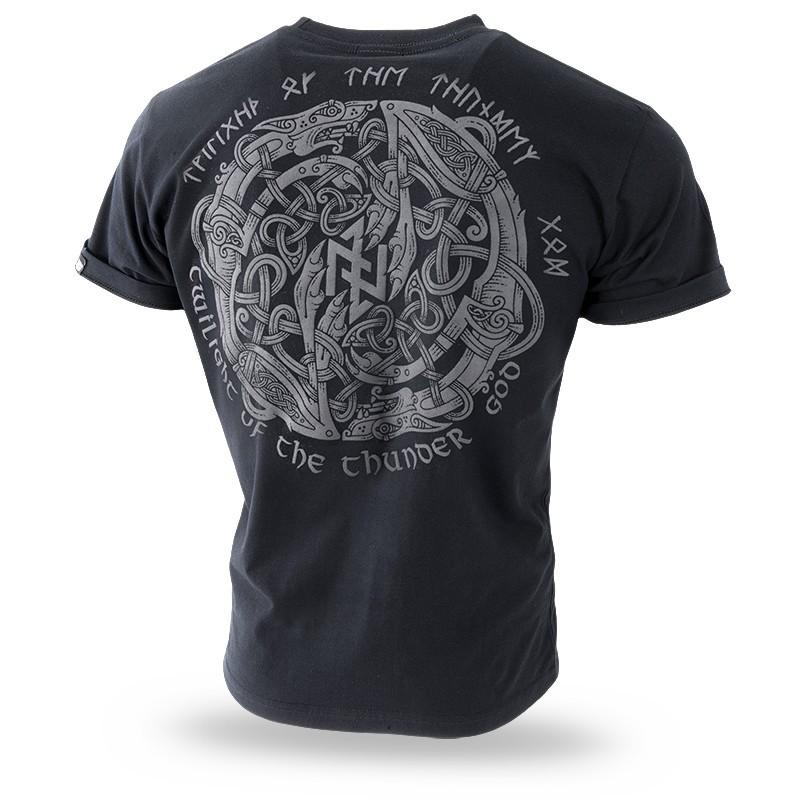 Kratka majica Doberman's Aggressive Mystical Circle Črna