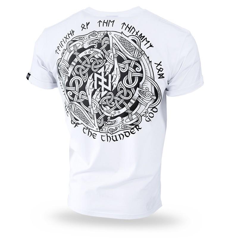 Kratka majica Doberman's Aggressive Mystical Circle Bela