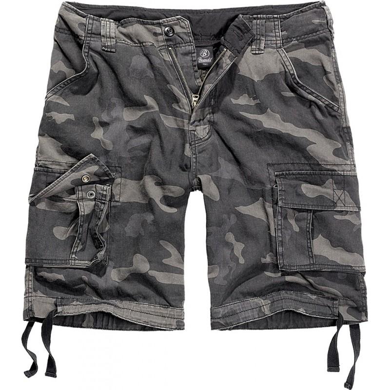 Kratke hlače Urban Legend Darkcamo