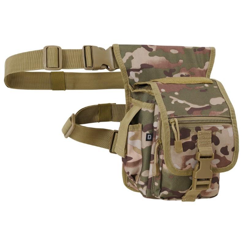 Torbica pas-noga Tactical Camo