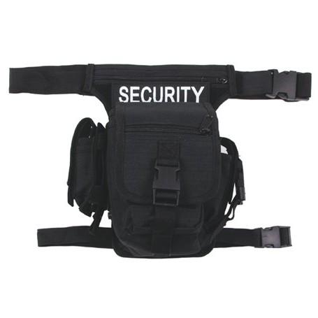 Torbica pas-noga Črna (Security)