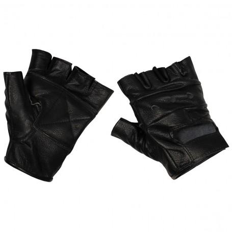 Rokavice usnjene brez prstov
