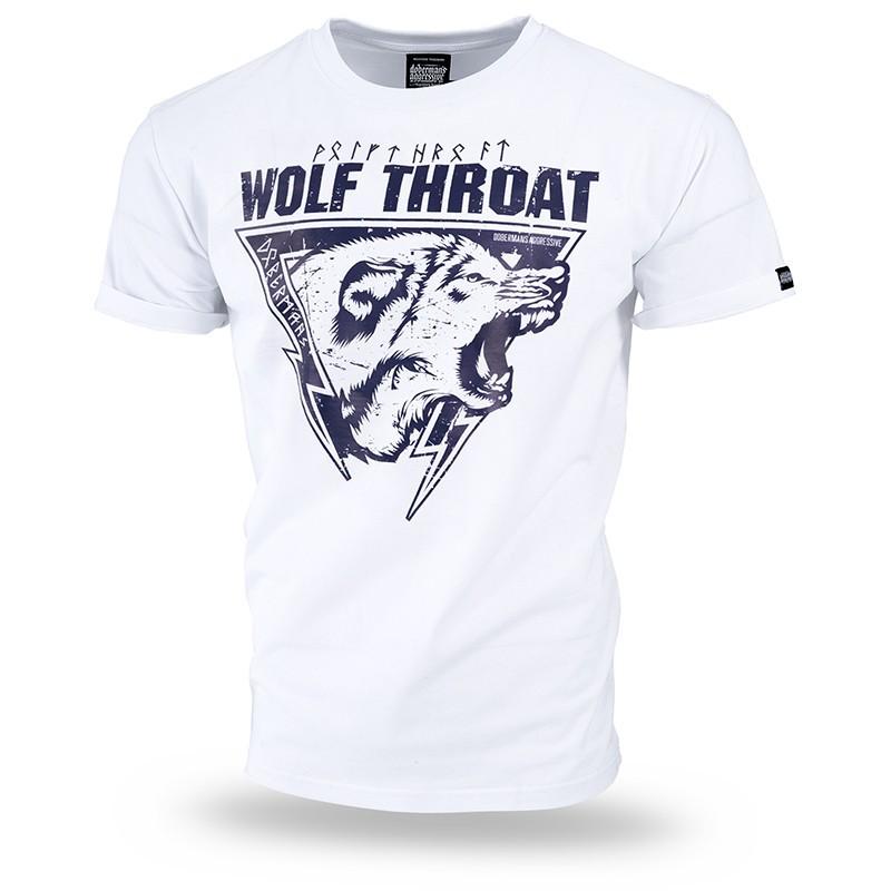 Kratka majica Doberman's Aggressive Wolf Throat III Bela