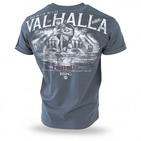 Kratka majica Doberman's Aggressive Valhalla Siva