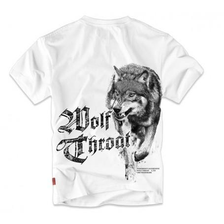Kratka majica Doberman's Aggressive Wolf Throat Bela