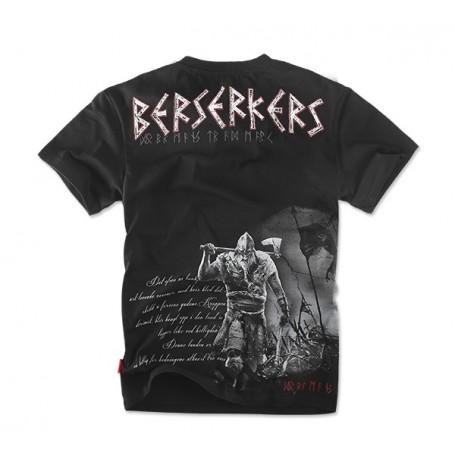 Kratka majica Doberman's Aggressive Berserkers Črna