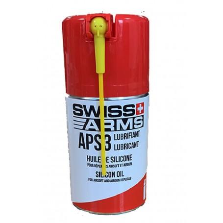Silikonski sprej Power Booster APS 3 160ml