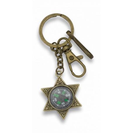 Obesek za ključe Kompas 09831