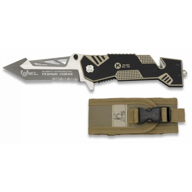 Nož RUI K25 G10 FOS 19944