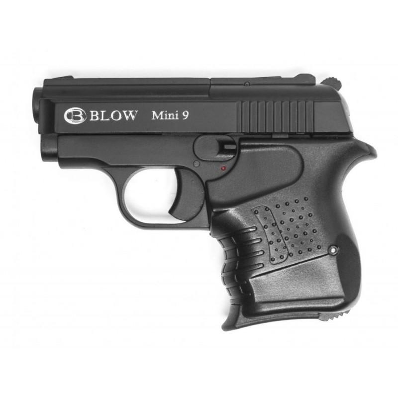 Plašilna pištola BLOW MINI9 Black 9 mm