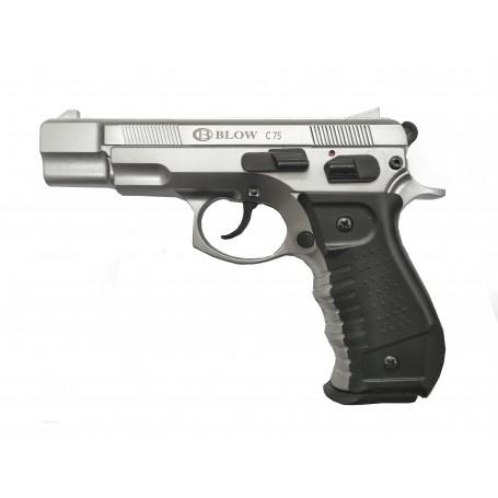 Plašilna pištola BLOW  C75 Black 9 mm