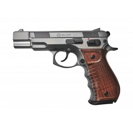 Plašilna pištola BLOW  C75 Fume Wooden 9 mm