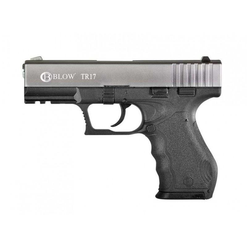 Plašilna pištola BLOW  TR17 Fume 9 mm