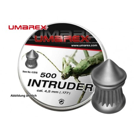 Metki UMAREX INTRUDER 4,5 mm - koničasti