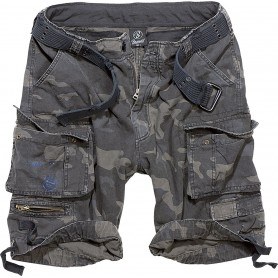 Kratke hlače Savage Dark camo