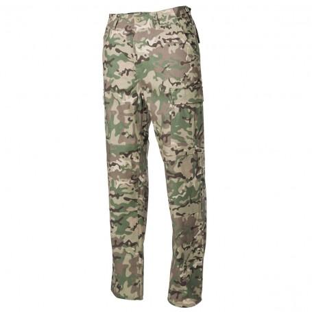 Kratke hlače BDU Rip stop Operation-camo