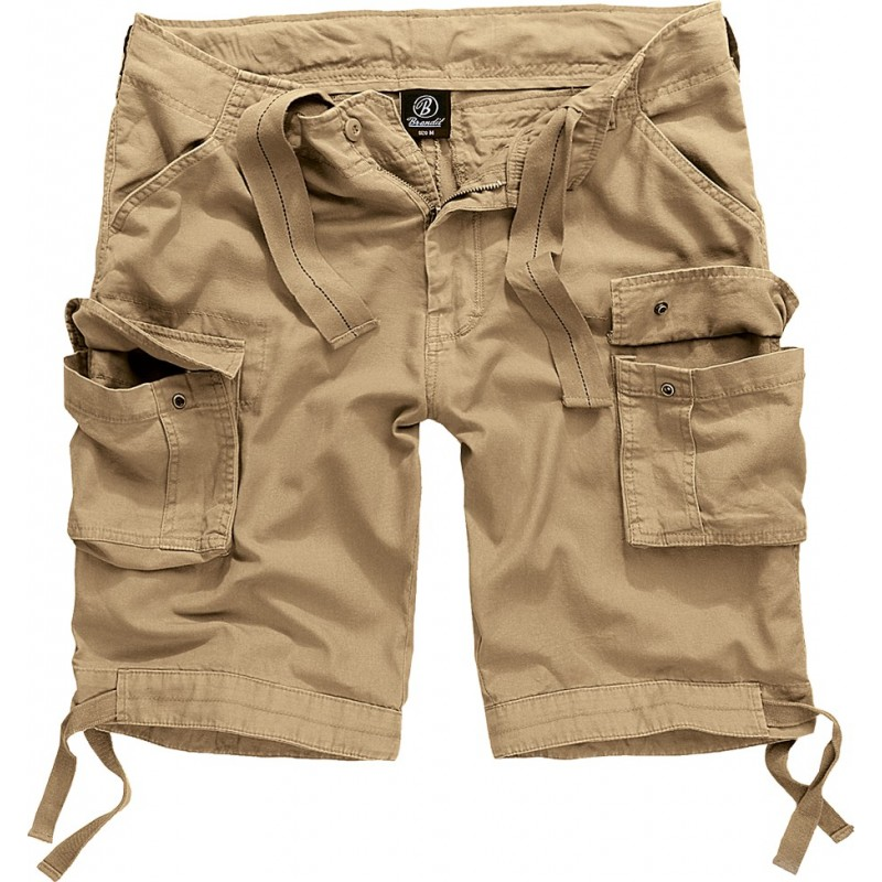 Kratke hlače Urban Legend Rjave
