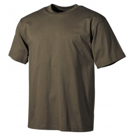 Majica s kratkimi rokavi Olivna