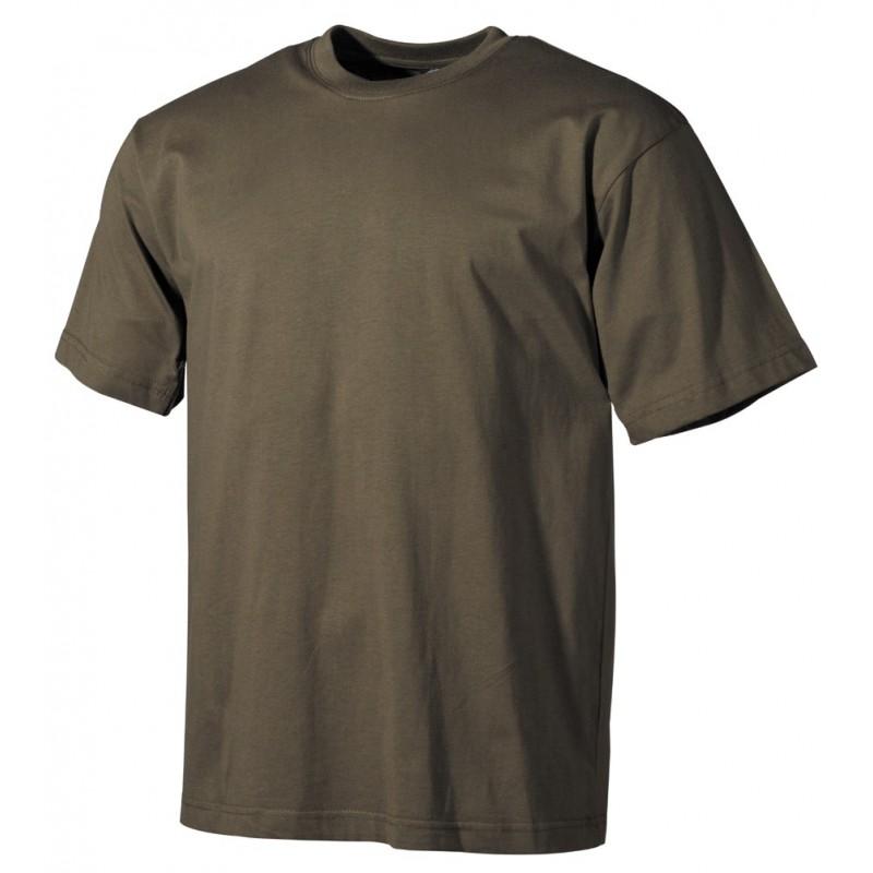 Kratka majica  Olivna