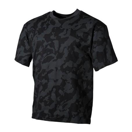 Kratka majica Night camo