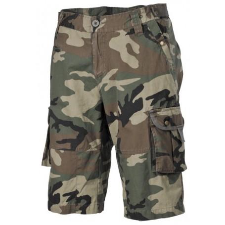 Kratke hlače Combo Woodland