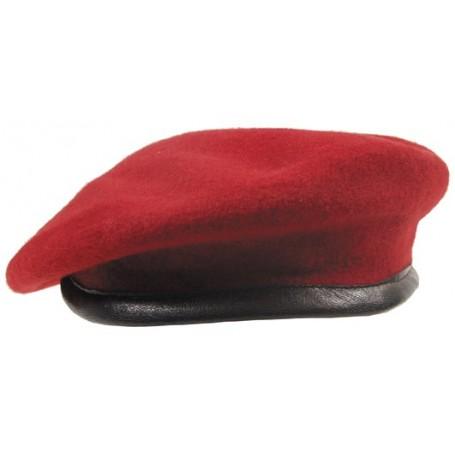 Baretka rdeča