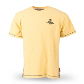Majica kratek rokav THOR STEINAR CLASSIC Rumena
