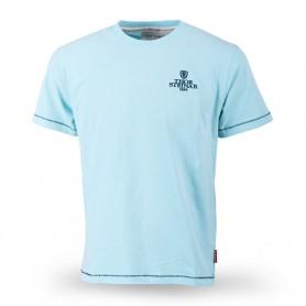 Majica kratek rokav THOR STEINAR CLASSIC Svetlo modra