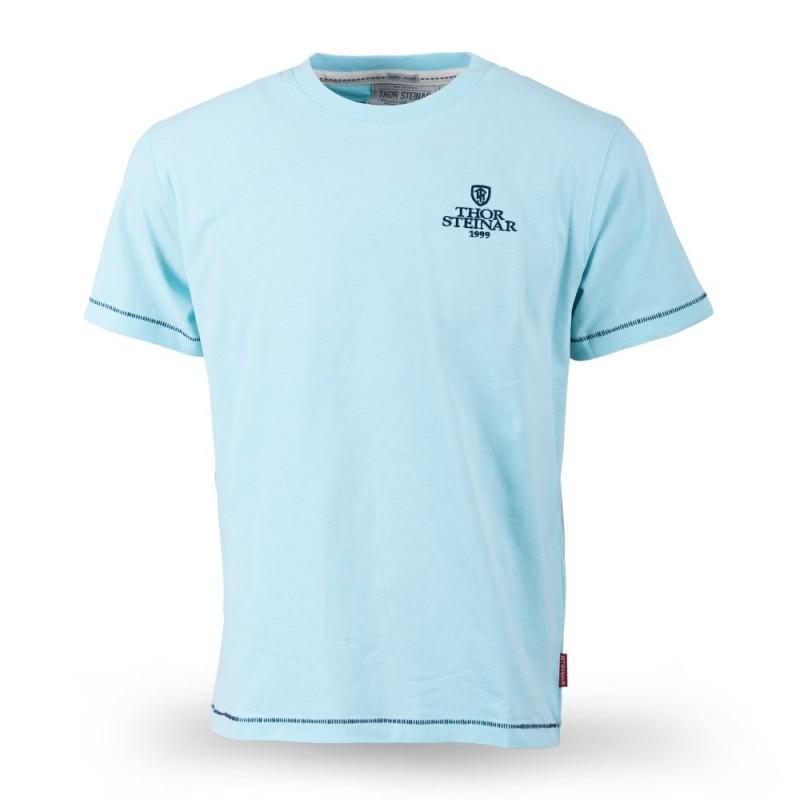 Majica kratek rokav THOR STEINAR CLASSIC Modra
