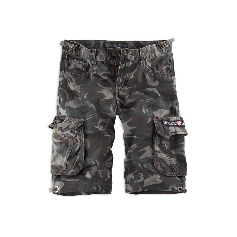 Kratke hlače Dobermans Aggressive Offensive Camo SP16