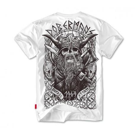 Majica kratek rokav Doberman's Agressive VIKING II Črna TS58