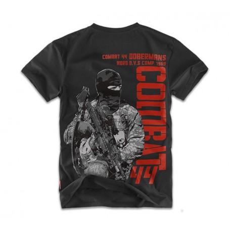 Majica kratek rokav Dobermans Aggressive Combat TS68