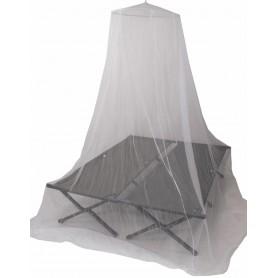 Mreža za komarje - dvojna postelja - bela