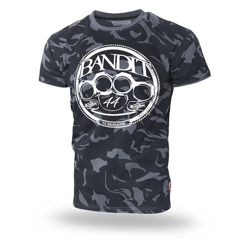 Majica kratek rokav Dobermans Aggressive Bandit Camo TS160