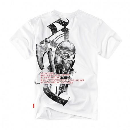 Majica kratek rokav Dobermans Aggressive Viking Storm Bela TS138