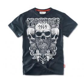 Majica kratek rokav Doberman's Aggressive Viking Modra TS56