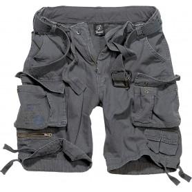 Kratke hlače Savage Kovinsko sive