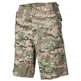 Kratke hlače BDU Rip stop Operation camo