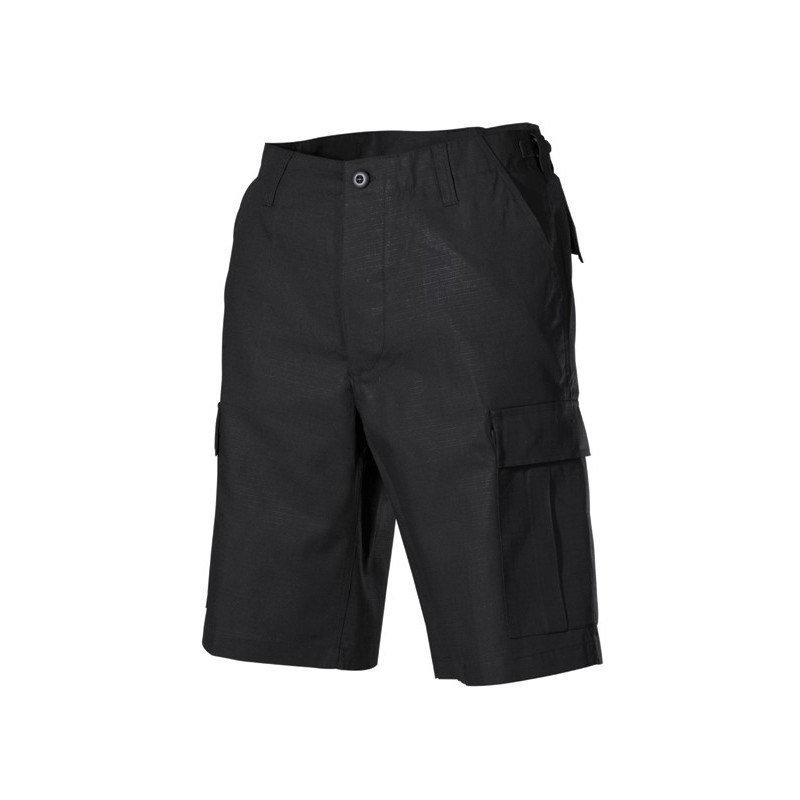 Kratke hlače BDU Rip stop Črne