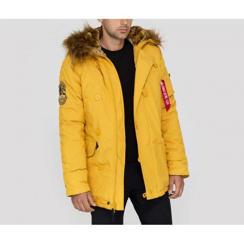 Zimska jakna ALPHA INDUSTRIES Parka Explorer