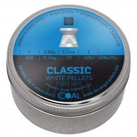 Metki COAL Classic 500 WP 5.5 / .22 - ploščati