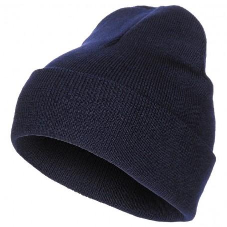Kapa volnena modra