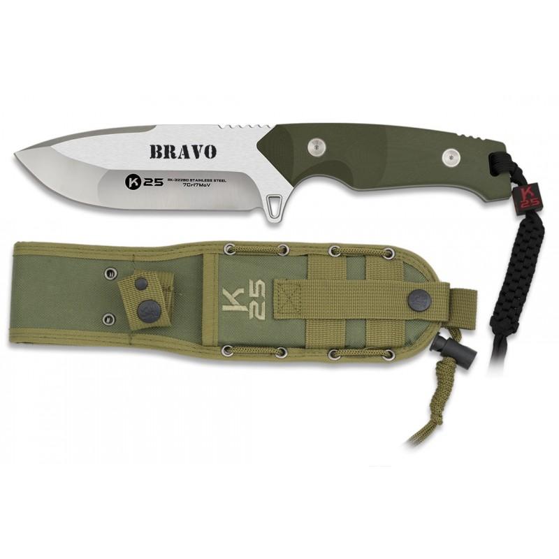 Nož K25 Bravo 32260