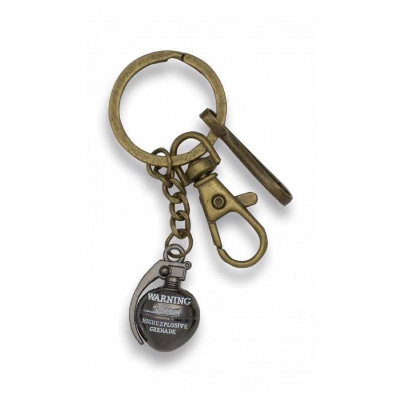 Obesek za ključe granata 09827