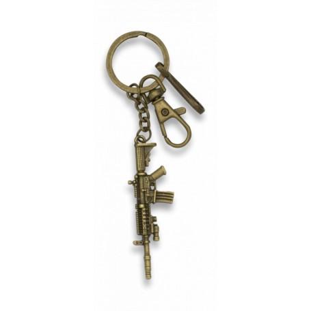 Obesek za ključe puška 09817