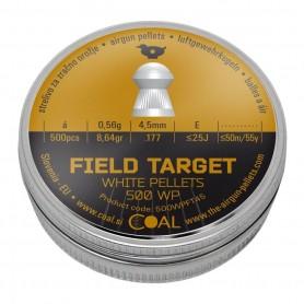 Metki COAL Field Target 500 WP 4.5 / .177 - okrogli