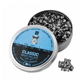 Metki COAL Classic 500 WP 4.5 / .177 - ploščati